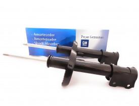 Par de Amortecedor Traseiro ACDelco S-10 Cabine Dupla 2006 a 2012