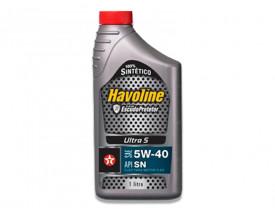 Óleo para Motor Havoline 5w40 SN Sintético