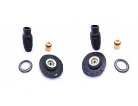 2 x Kit de Coxim Batente e Rolamento do Amortecedor Peugeot 206 Direito e Esquerdo