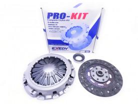 Kit de Embreagem Disco e Platô e Rolamento Exedy Toyota Hilux e SW4 3.0 Turbo Diesel