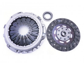 Kit de Embreagem Disco e Platô e Rolamento Kashima Toyota Hilux 3.0 Turbo Diesel