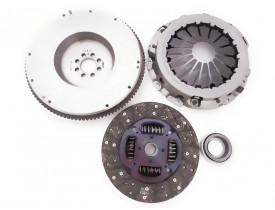 Kit de Embreagem e Volante Nissan Frontier e Xterra 2.8 Turbo Diesel Bimassa Disco Platô Atuador
