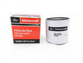 Filtro de Óleo Ford Motorcraft Fiesta Ecosport Focus G3MJ6714AA