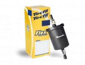 Filtro de Combustível FLEX Novo Uno, Palio, Siena, Corolla e TR4