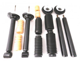 Kit 4 Amortecedor Cofap + 4 Kit Coxim VW Gol 1983 a 1994