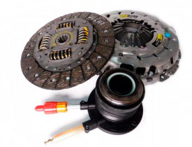 Kit Embreagem MWM S10 e Blazer 2.8 Turbo Diesel Original
