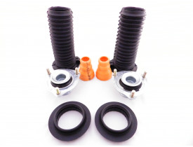 Kit 2 x Coxim Rolamento Batente Honda New Civic Dianteiro