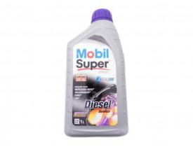 Óleo de Motor Mobil Super 3000 XE Diesel 5W30 Sintético API SM Dexos 2