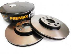 Disco de Freio Corsa Novo 1.0 e 1.4 - BD7966 - Fremax - Dianteiro