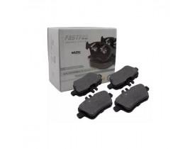 Pastilha de Freio MB B180 B200 GLA200 GLA250 - Cerâmica - Willtec - Dianteira