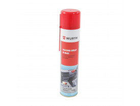 Silicione Spray Wurth W-Max Finalizador