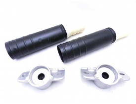 Par Kit Amortecedor Cobalt Spin Sonic e Prisma - Traseiro - SteelParts / V8