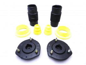 Par Kit Amortecedor Fusion 07 até 2012 - Dianteiro - SteelParts / V8