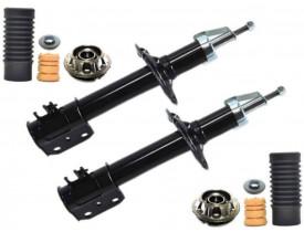 Kit 2 Amortecedor Toyota Etios 2012 em diante + Coxim Batente Coifa - Dianteiro - Allen Amortecedores