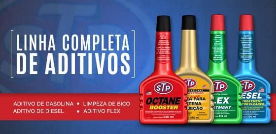 aditivos de combustível stp